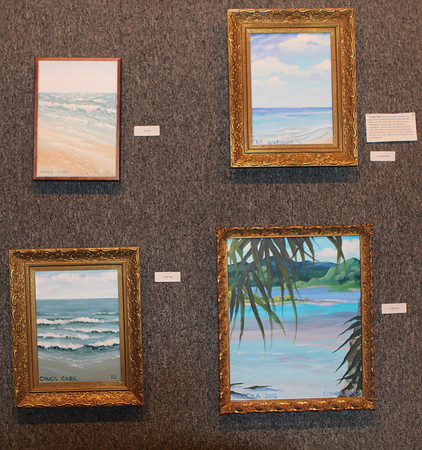 2014 February Art Gallery Carr