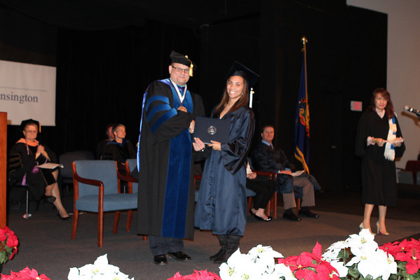 2013 Fall Commencement Graduates