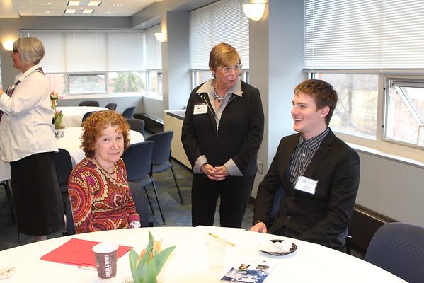 2015 Scholarship Reception